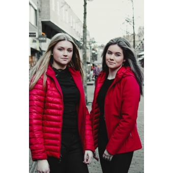 LaNorsa double red jacket