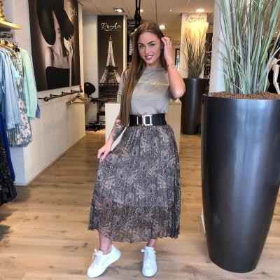 LaNorsa skirt batik