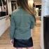 LaNorsa rock spijkerjasje green