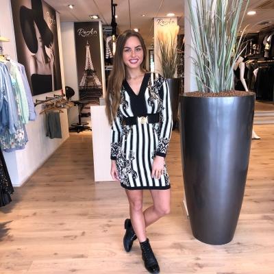 LaNorsa versacce dress