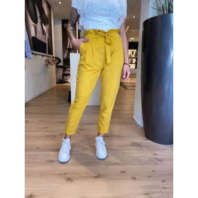 LaNorsa yellow pants