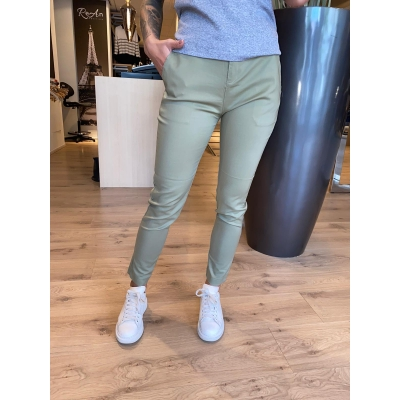 LaNorsa light green pantalon