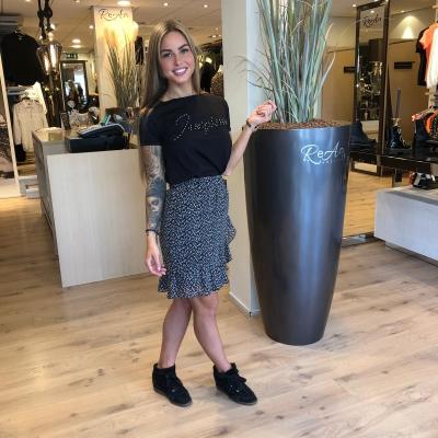 LaNorsa dotts skirt