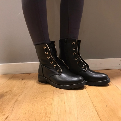LaNorsa stretchy boots