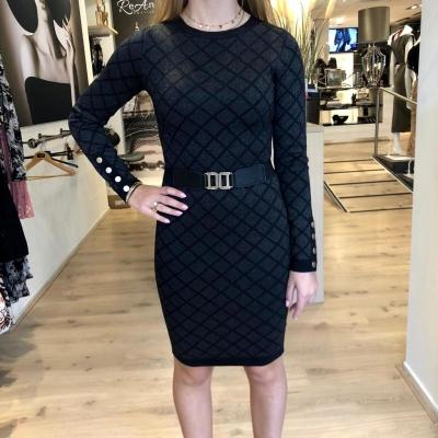 LaNorsa swieber stretch dress