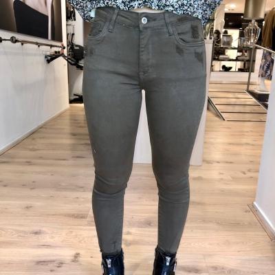 LaNorsa green jeans