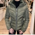 LaNorsa dons light green coat