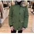 LaNorsa para green coat