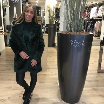 LaNorsa Furry green