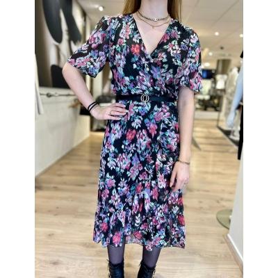 LaNorsa colourfull midi dress