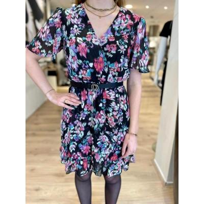 LaNorsa coloury dress