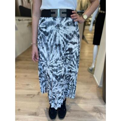 LaNorsa Dye skirt grey