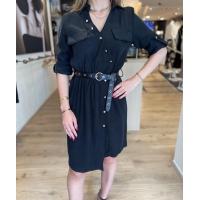 Black Syl dress