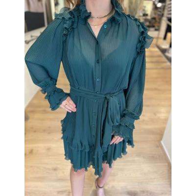 BABYLON green dress