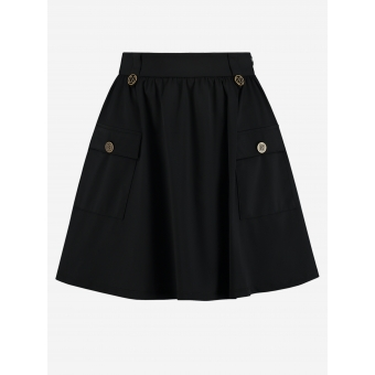 NIKKIE Suzy Safari Skirt