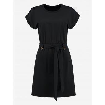 NIKKIE Suzy Safari dress